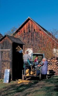 Bauern und Landleben