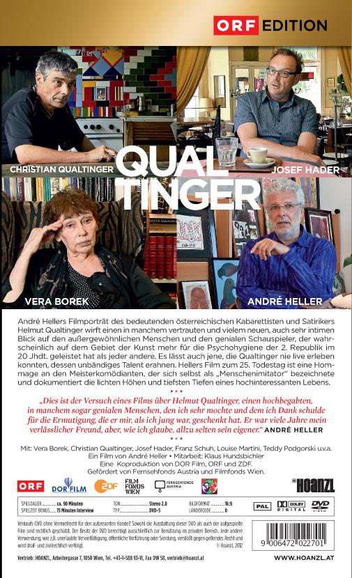 Qualtinger (Andre Heller)