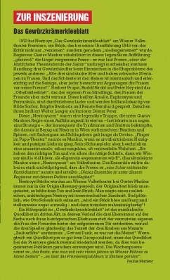 Das Gewürzkrämerkleeblatt (Johann Nestroy)