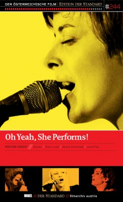 #244: Oh Yeah, She Performs! (Mirjam Unger)