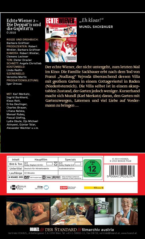 #247: Echte Wiener 2: Die Deppat'n und die Gspritzt'n (Barbara Gräftner)