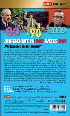 Jahrzehnte in Rot-Weiss-Rot: Die 80er, 90er, 2000er