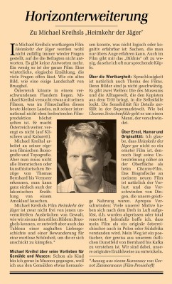 #009: Heimkehr der Jäger (Michael Kreihsl)