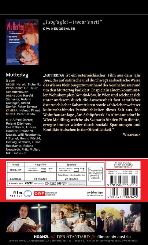 #042: Muttertag (Harald Sicheritz)