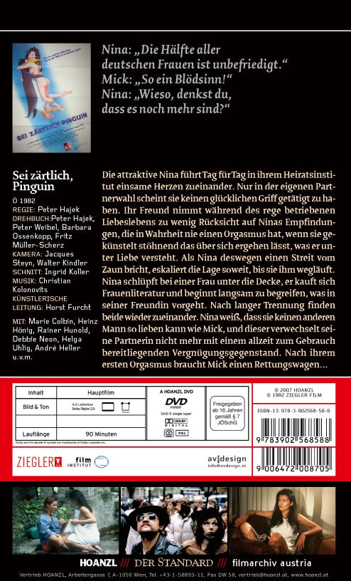#058: Sei zärtlich Pinguin (Peter Hajek)