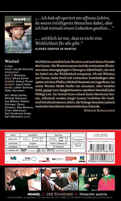 #074: Wanted (Harald Sicheritz)