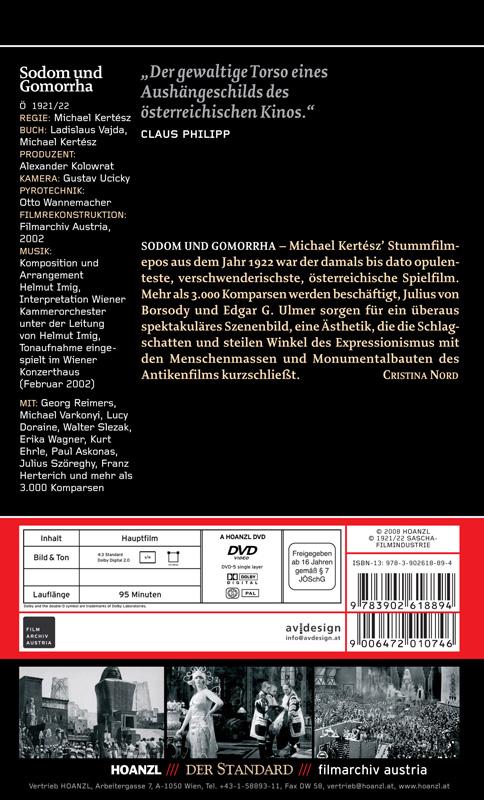 #124: Sodom und Gomorrha (Michael Kertesz)
