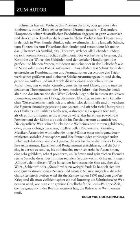 #23: Anatol (Arthur Schnitzler)