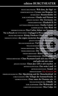 #24: Das Konzert (Hermann Bahr)