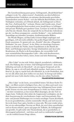 #30: Mea Culpa (Christoph Schlingensief)
