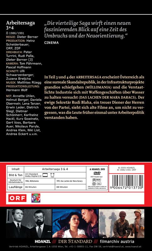 #145: Arbeitersaga 3+4 (Dieter Berner)