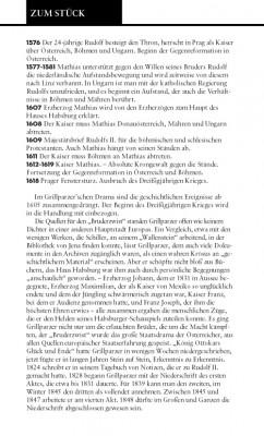 Franz Grillparzer ein bruderzwist in habsburg