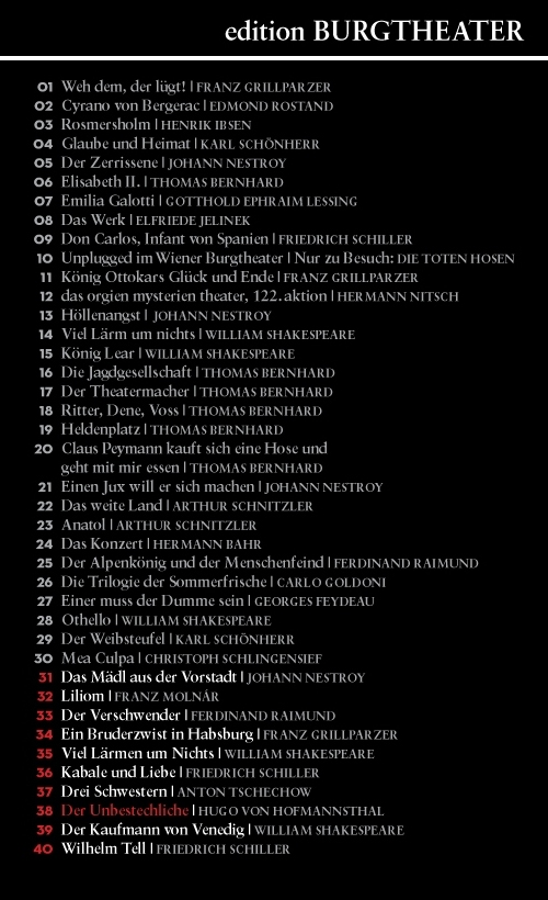 #38: Der Unbestechliche (Hugo von Hofmannsthal)