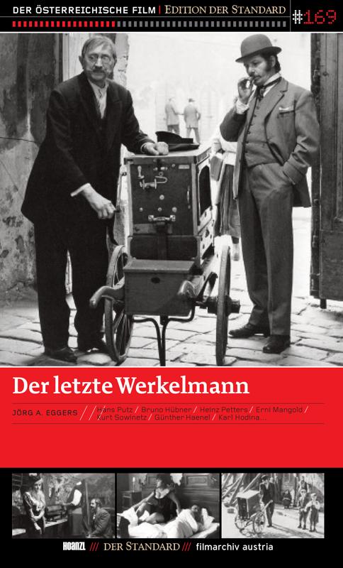 #169: Der letzte Werkelmann (Jörg A. Eggers)