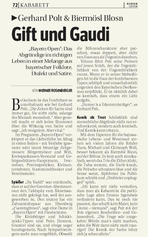 #072: Bayern Open