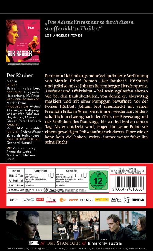 #177: Der Räuber (Benjamin Heisenberg)
