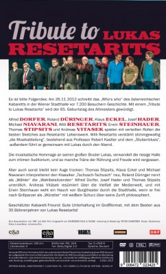 35 Jahre: A Tribute To Lukas Resetarits