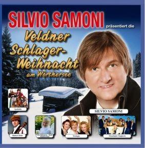 Silvio Samoni präsentiert die Veldner Schlager-Weihnacht