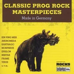 Classic Prog Rock Masterpieces