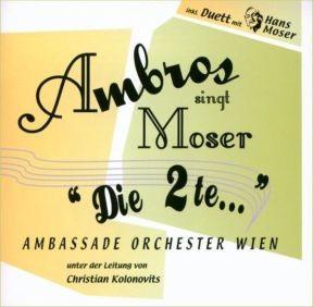 Ambros singt Moser - Die 2te