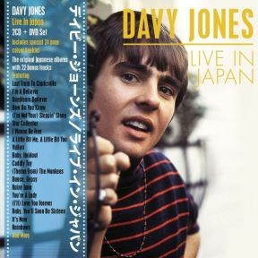 Live In Japan (2CD+DVD, 24 page booklet)