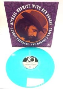 Cosmic Partners - The McCabe's Tapes (180g Electric Blue Vinyl)