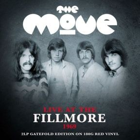 Live At The Fillmore (Red Vinyl)