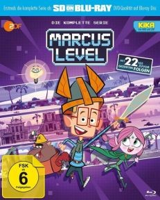 Marcus Level: Die komplette Serie (SD)
