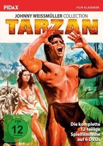 Tarzan: Johnny Weissmüller Collection