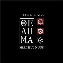 Thelema VIII + Allseeing Eye - limited edition