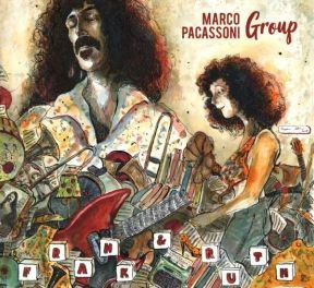 Frank & Ruth - A Vibes And Marimba Tribute To The Music Of Frank Zappa (LP)