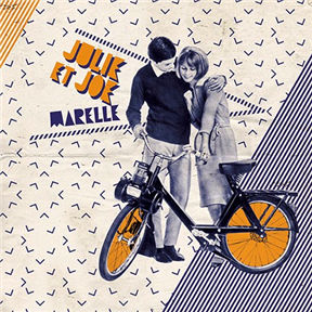 Marelle (Coloured 10 inch EP)