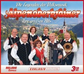Die Legenden der Volksmusik - Ihre großen Hits