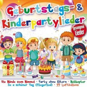 Geburtstags- & Kinderpartylieder