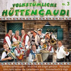 Volkstümliche Hüttengaudi Nr.3