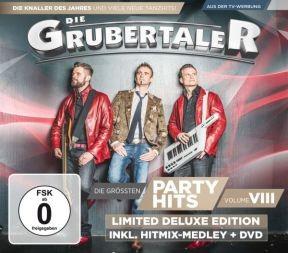 Die größten Partyhits - Vol. VIII - Deluxe Edition