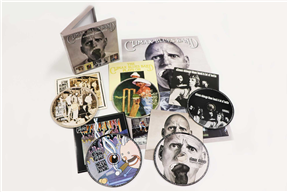 The Albums 1969-1972: 5CD Remastered Boxset Edition