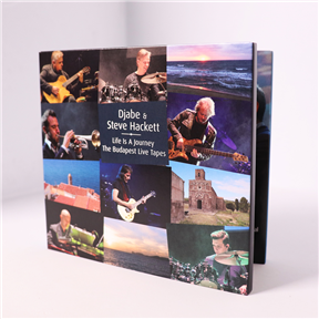 Life Is A Journey - The Budapest Live Tapes: 2CD/DVD Set