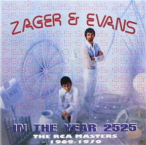 In The Year 2525: The RCA Masters 1969-1970
