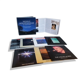 Strange Worlds - A Collection 1980-2010: 7CD Clamshell Boxset