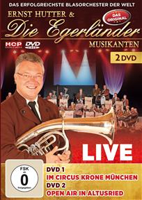 Live im Circus Krone München & Open Air in Altusried