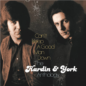 Can't Keep A Good Man Down - The Hardin & York Anthology: 6CD Clamshell Boxset