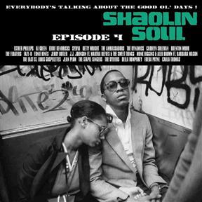 Shaolin Soul Episode 4 (2LP+CD Standard Edition)
