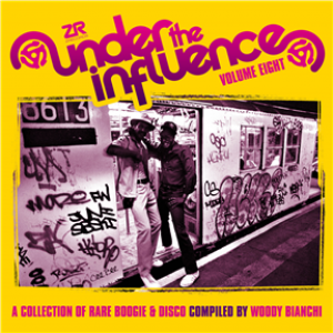 Under The Influence Vol.8 compiled by Woody Bianchi