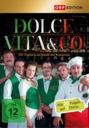 Dolce Vita & Co: Die komplette Serie