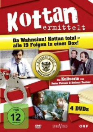 Kottan ermittelt: Die komplette Serie