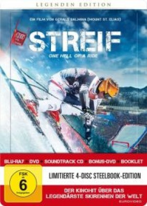 Streif: One Hell of a Ride (Steelbook)
