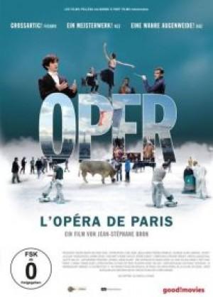 Oper: L'Opéra de Paris (OmU)