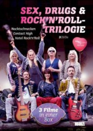 Sex, Drugs & Rock'n'Roll-Trilogie