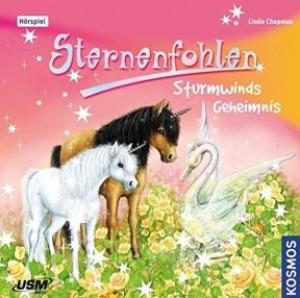 Sternenfohlen 08: Sturmwinds Geheimnis